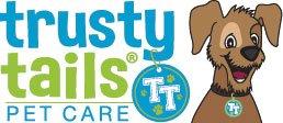 Trusty Tails Logo